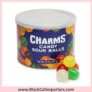 Charms Sour Balls Hard Candies