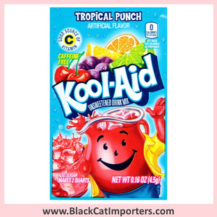 Kool-Aid Unsweetened Drink Mix / Tropical Punch