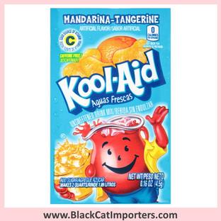 Kool-Aid Unsweetened Drink Mix / Mandarina-Tangerine