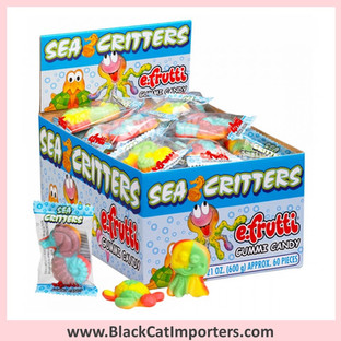 EFrutti Sea Critters Gummies