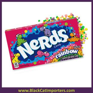 Wonka Nerds - Rainbow Theater Size