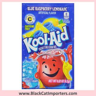 Kool-Aid Unsweetened Drink Mix / Blue Raspberry Lemonade