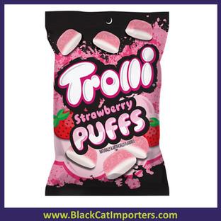 Trolli Peg Strawberry Puffs 12ct 4.25oz
