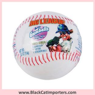 Big League Chew Bubble Gum / Baseball Pack