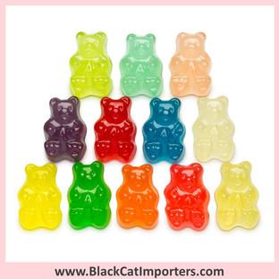 Albanese Gummy Bears / Assorted / Bulk