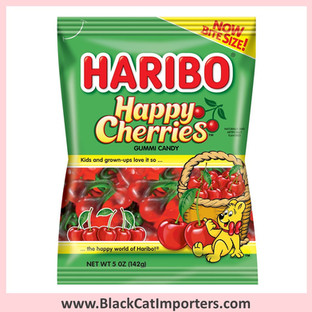 Haribo Gummies / Happy Cherries / Peg Bag