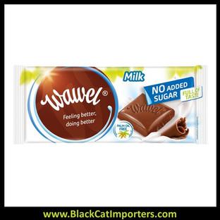 Wawel Sugar Free Milk Chocolate 100g   18-ct./Case