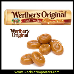 Werthers Original Caramel 12ct