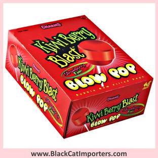 Charms® Blow Pop Lollipops Kiwi Berry Blast - 48-ct (Peanut Free)