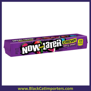 Now & Later Chewy Berry Smash 24ct