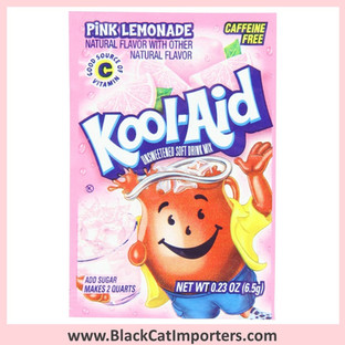 Kool-Aid Unsweetened Drink Mix / Pink Lemonade