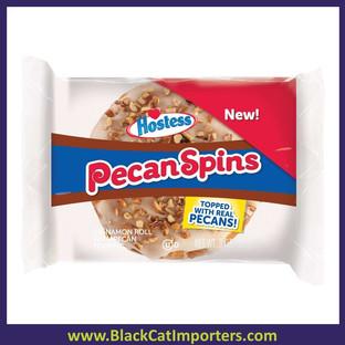 Hostess Pecan Spins 6ct 3oz