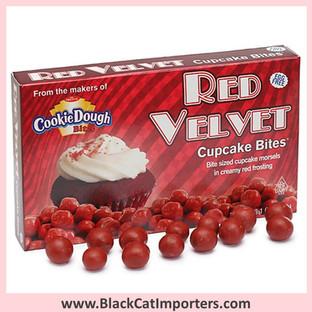 Red Velvet Cupcake Bites | Theater Box