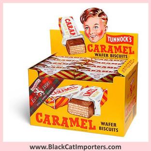 Tunnock's Caramel Wafer