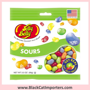 Jelly Belly - Sours / Peg Bag