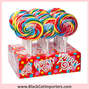 Whirly Pops / 1.5-Ounce / Rainbow