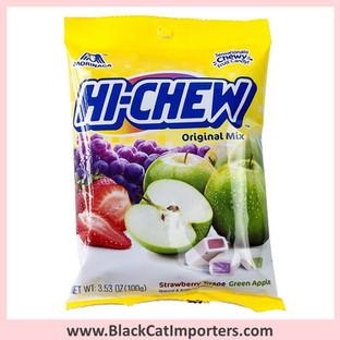 Hi-Chew Fruit Chews / Original Mix / Peg Bag