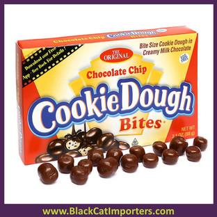 Taste Of Nature Cookie Dough Bites Choc Chip 12ct