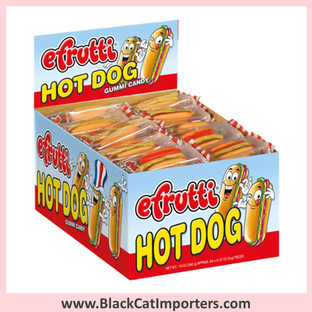 EFrutti Hot Dog Gummies