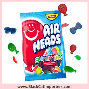 Airheads Gummies Peg 6.0oz 1/12ct