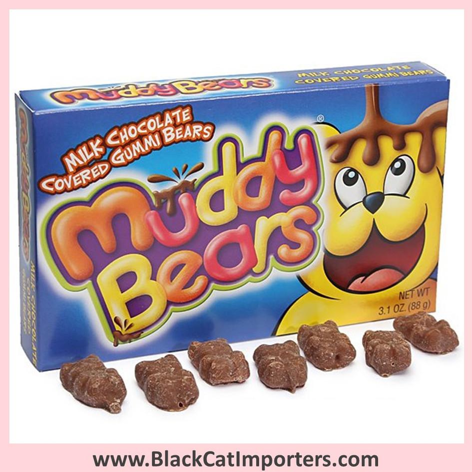Muddy Bears   Theater Box