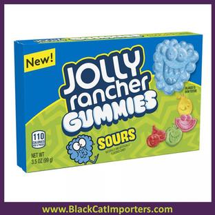 Jolly Rancher Theater Box Sour Gummies 3.5oz 11ct