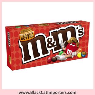M&M - Peanut Butter - Theater Box