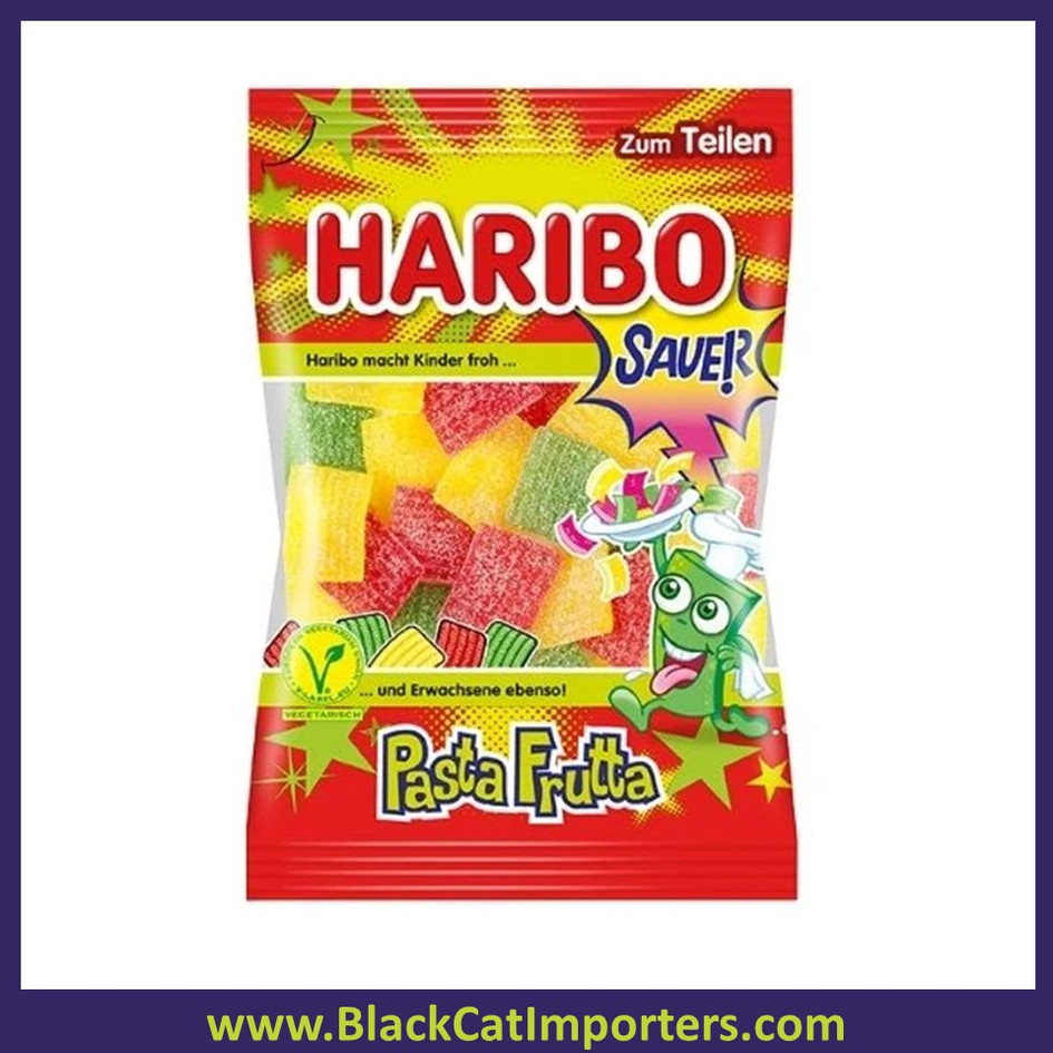 Haribo Sour Fruit Pasta  15/175g