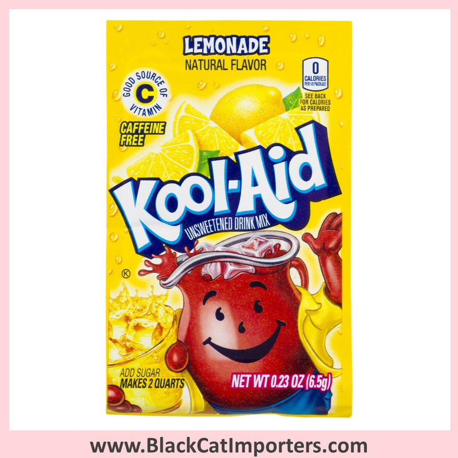 Kool-Aid Unsweetened Drink Mix / Lemonade