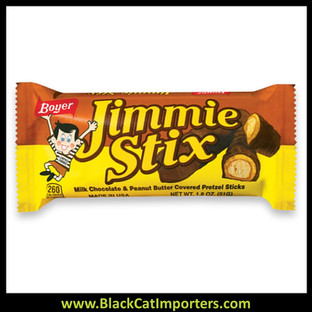 Boyer Jimmie Stix 1.8oz (51g) 20ct