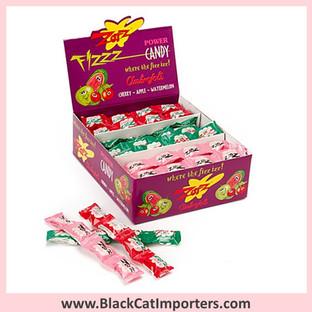 Zotz - Sour Candy Fizz Strings / Cherry, Apple, Watermelon