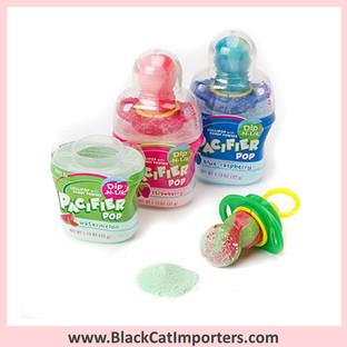Dip-N-Lik Pacifier Pop