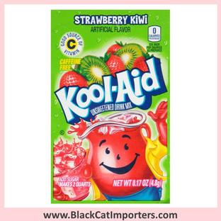 Kool-Aid Unsweetened Drink Mix / Strawberry Kiwi