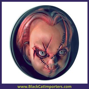 Chucky Wanna Play Childsplay Candy Tin 12ct