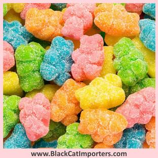 Albanese Beeps Neon Gummy Bears / Bulk