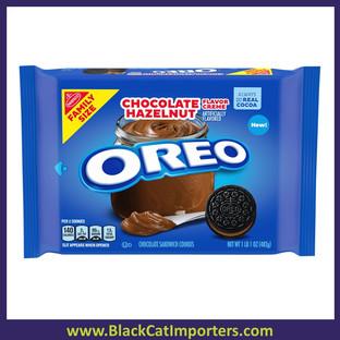 Oreo Chocolate Hazelnut Cookie 12/17oz