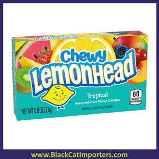 Chewy Lemonhead Tropical Changemaker 24ct