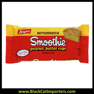 Boyer Butterscotch Smoothie Peanut Butter Cups 24ct