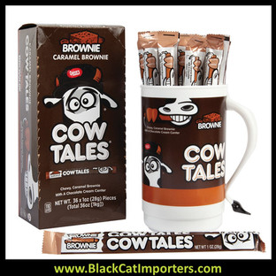 Cow Tales Tumbler Limited Caramel Brownie 100ct