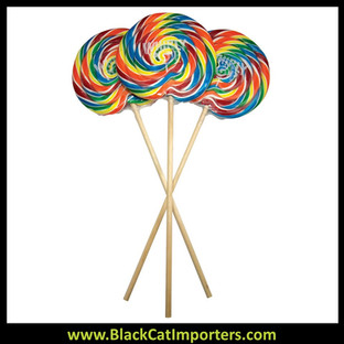 Whirly Pops / 10-Ounce / Rainbow