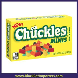 Chuckles Mini Original Theater Box 10ct