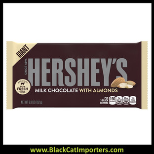 Hershey's Giant Bar - Almond 12ct / Case