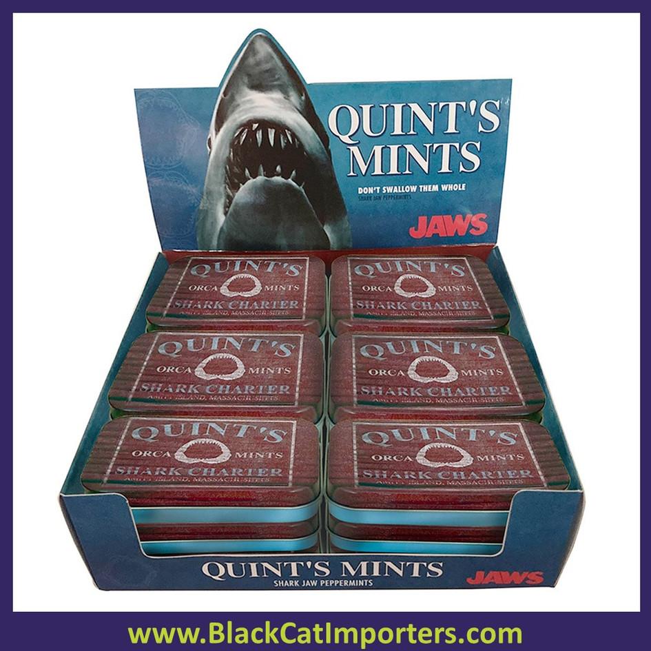 Jaws – Quint Mints  18ct