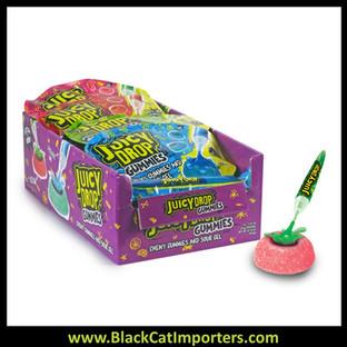 Bazooka Juicy Drop Gummies: 16-Piece Box