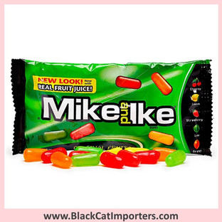 Mike andIke Candies / Original Fruits / Pouch
