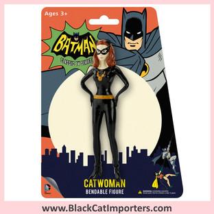 DC Universe Catwoman - Classic TV Series Action Figure 3 Pcs/Pack