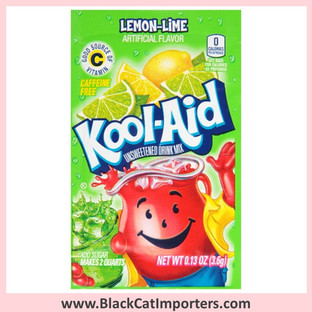 Kool-Aid Unsweetened Drink Mix / Lemon-Lime