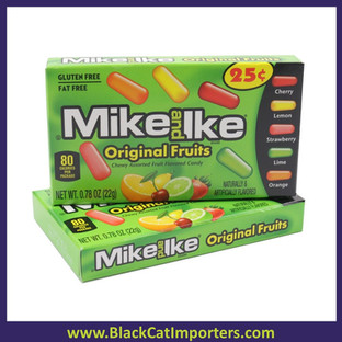 Mike & Ike Original Changemaker PP $0.25  24ct  **SPECIAL**