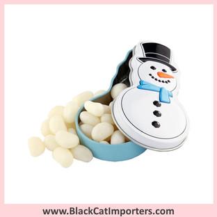 Snowman Poop Jellybeans