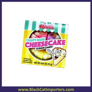 Efrutti Gummi Cheesecake 30ct
